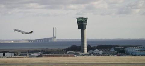 Kastrup Airport. Photo by Arne V. Petersen, Københavns Lufthavne A/S.
